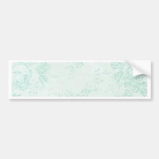 Shabby Tiffany Bumper Sticker