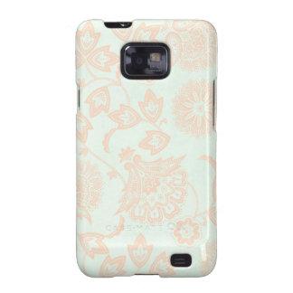 Shabby Tiffany Samsung Galaxy SII Cover