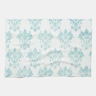 Shabby Tiffany Towel