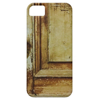 Shabby Vintage Wood door SIRAdesign iPhone SE/5/5s Case