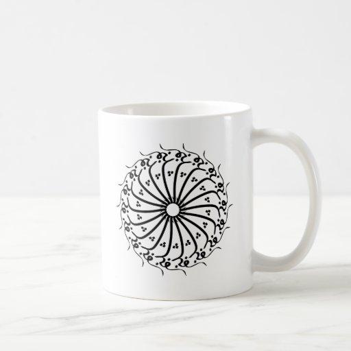 Shabnam 025 tazas de café