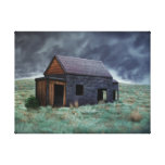 Shack - Wrapped Canvas Print