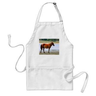 Shackleford Banks Horse Apron