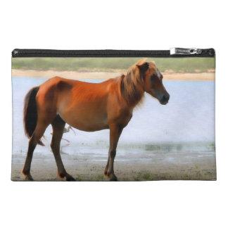 Shackleford Banks Horse Travel Accessory Bag