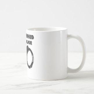 shackles coffee mug