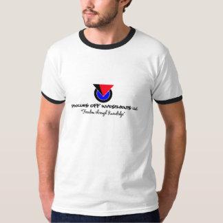 Shackles Off Logo - T Shirt