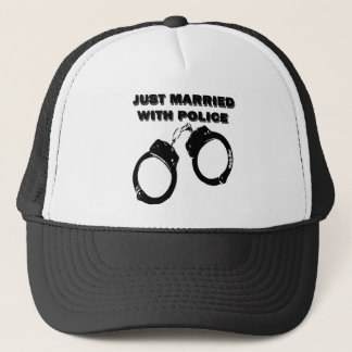 shackles trucker hat