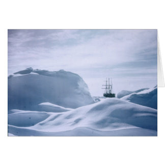 Shackleton Endurance Card