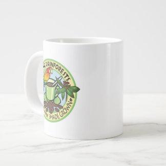 Shade Grown Coffee 20 Oz Large Ceramic Coffee Mug