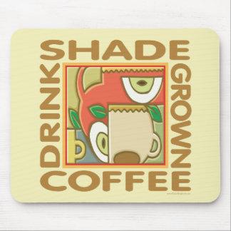 Shade Grown Coffee Mouse Pad