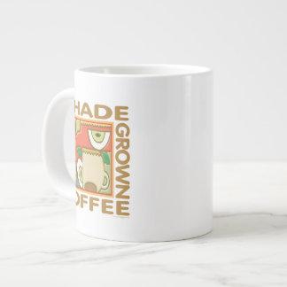 Shade Grown Coffee Extra Large Mug