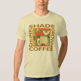 Shade Grown Coffee Tees