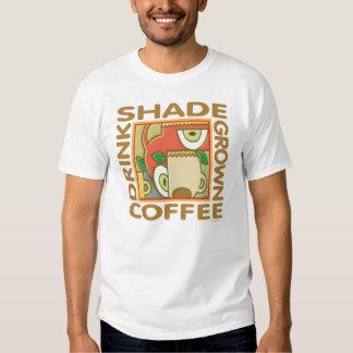 Shade Grown Coffee Tshirts