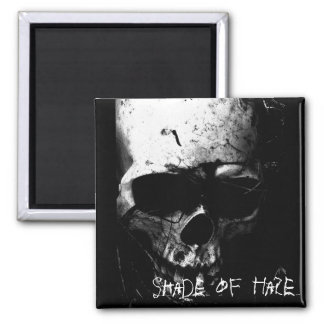 Shade of Haze Skull Magnet