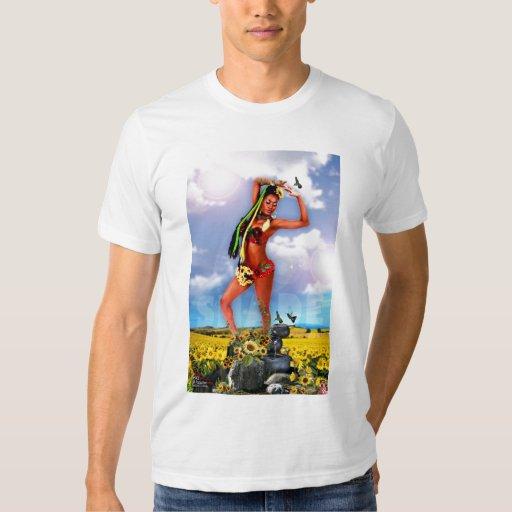 Shade Statue T-Shirt