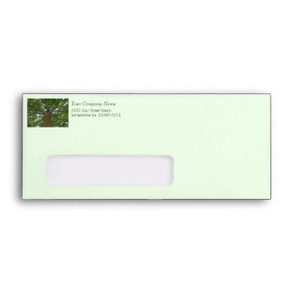 Shade Tree #9 With Window Envelope