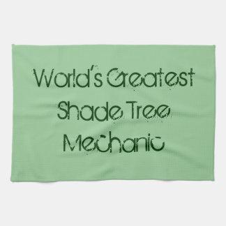 Shade Tree Mechanic Hand Towel
