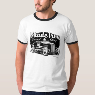 Shade Tree Speed Shop black T-Shirt