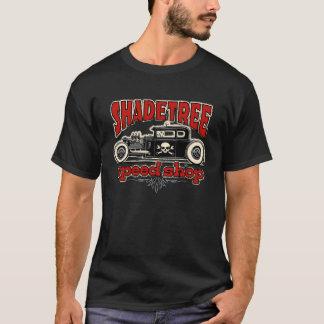 Shade Tree Speed Shop Shot Rod T-Shirt