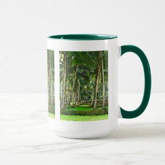 Shaded Rice Fields Mug