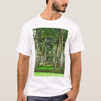 Shaded Rice Fields T-Shirt