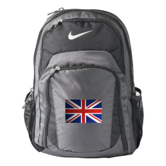 Shaded UK Flag. Backpack