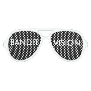 55b057f97e SHADES: BANDIT VISION AVIATOR SUNGLASSES