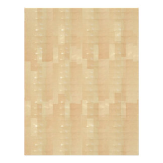 Shades Gold Strips - add your words n image Letterhead