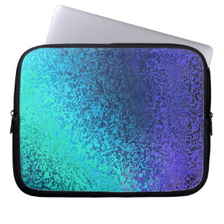Shades in Blue Laptop Sleeve
