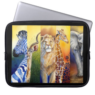 Shades of Africa Laptop Sleeve
