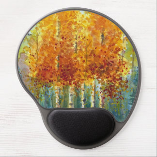 Shades of Autumn Gel Mouse Pad