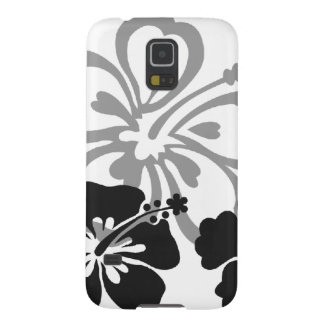 Shades of Black and Gray aloha design Galaxy S5 Case