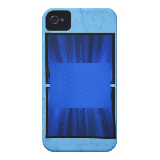 Shades of Blue iPhone 4 Covers