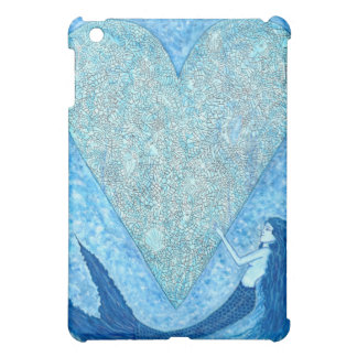 Shades of Blue - IPad Case