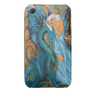 Shades of Blue iPhone 3G/3GS Case-Mate Barely Ther iPhone 3 Case-Mate Case