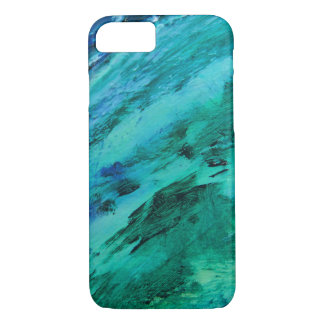 SHADES OF BLUE iPhone 7 CASE