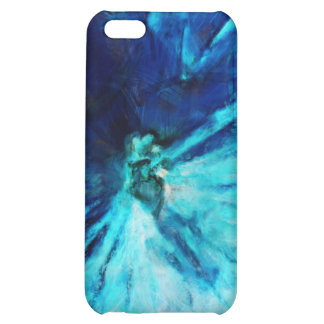 Shades of Blue Cover For iPhone 5C