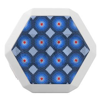 Shades of Blue Octagon Speaker