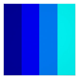 Shades of Blue - Poster