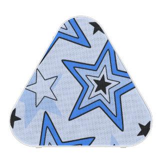 Shades of Blue Stars Speaker
