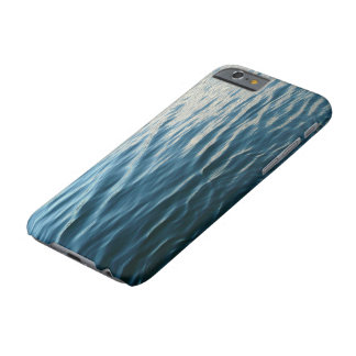 Shades of Blue Water Abstract Nature Photography Barely There iPhone 6 Case