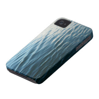 Shades of Blue Water Abstract Nature Photography iPhone 4 Case