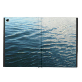 Shades of Blue Water Abstract Nature Photography Powis iPad Air 2 Case