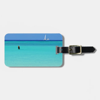 Shades of Blues JPG Tag For Bags