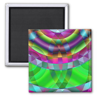 Shades OF Change 2 Inch Square Magnet