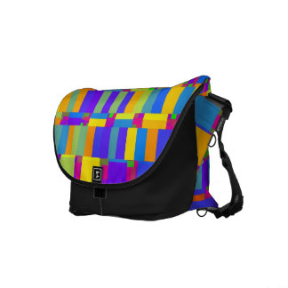 Shades of Colors Courier Bag