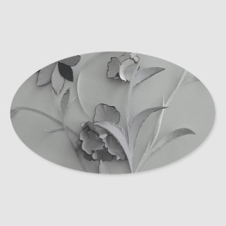 Shades of Gray Two by Robert E Mieisinger 2014 Sticker