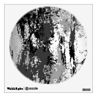 Shades of Gray Wall Decal