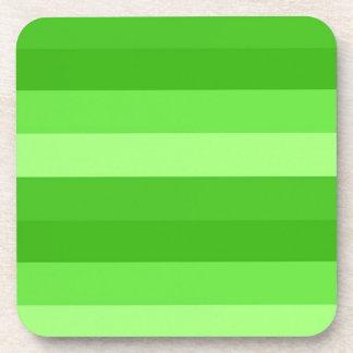 SHADES OF GREEN coaster