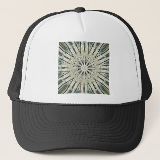 Shades of Green Concentricity Trucker Hat
